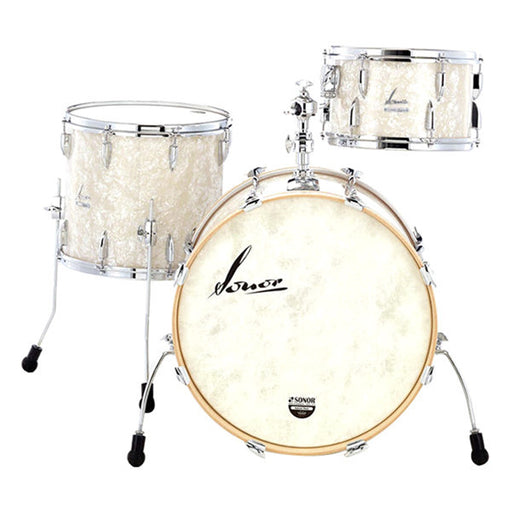 Sonor Vintage WM Three20 Acoustic Drum Shell Set - Vintage Pearl