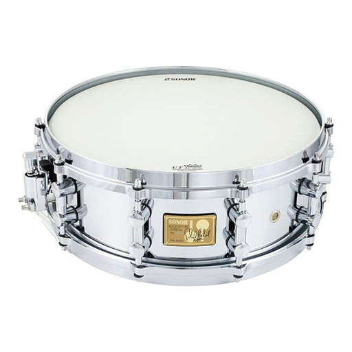 Sonor 1405PR Phil Rudd Signature Snare Drum - Silver