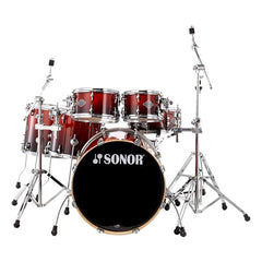 Sonor Essential Force Stage S Acoustic Drum Set - Amber Fade