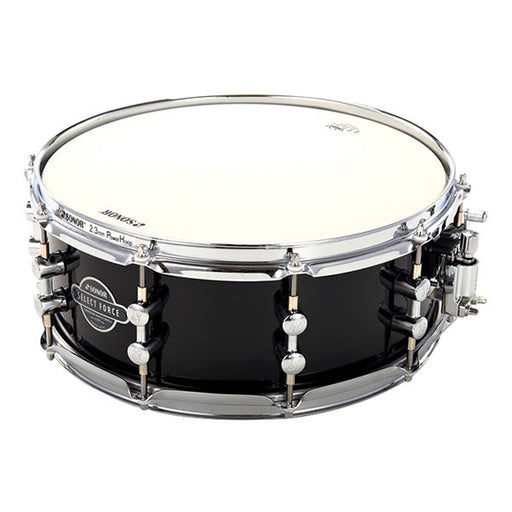 Sonor Select Force 11 1455 Snare Drum - Piano Black