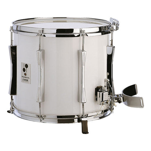 Sonor MP 1412 Professional Line Parade Snare - Celluloid White
