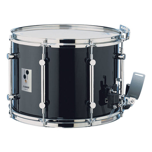 Sonor MB 1412 B-Line Parade Snare Drum- Celluloid Black
