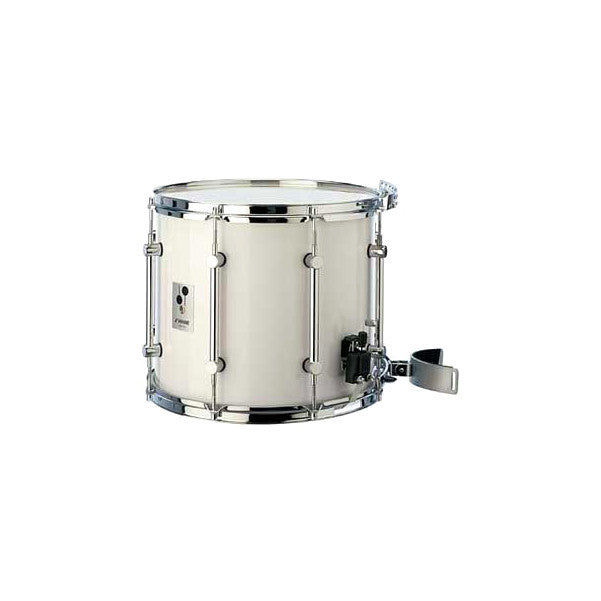 Sonor MB 1412 B-Line Parade Snare Drum - Celluloid White