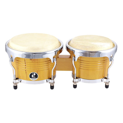 Sonor CB 78 Champion Bongos - Natural High Gloss