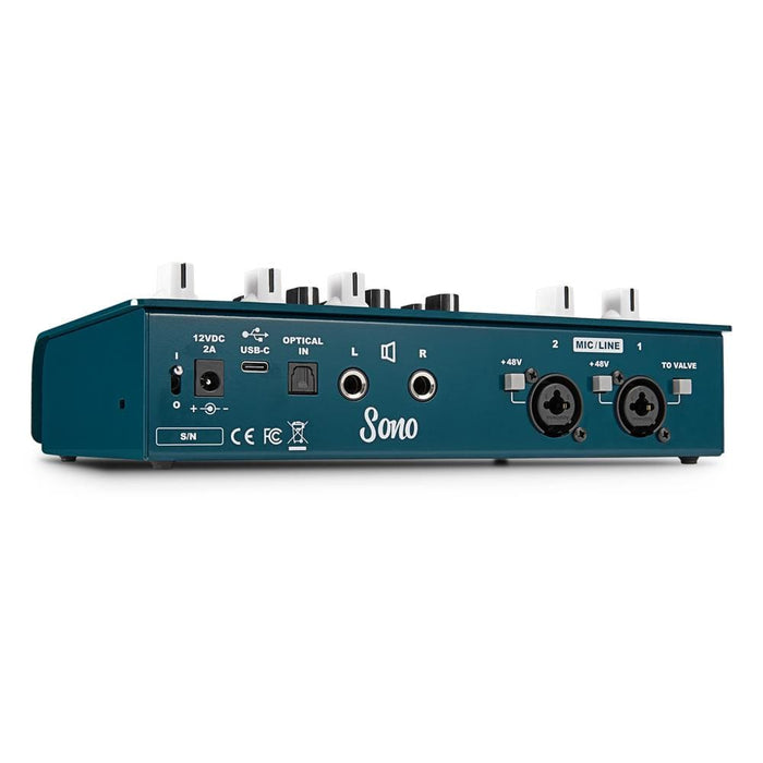 Audient Sono 3-Band EQ Guitar Recording Audio Interface-2