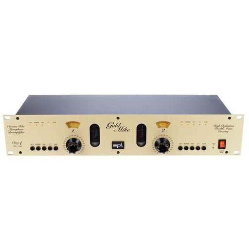 SPL Goldmike 9844 2 CHannel Microphone Preamp
