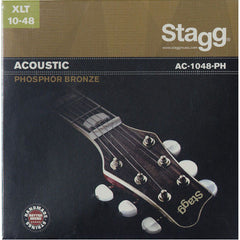 Stagg AC1048PH Phosphor Bronze Set of Strings