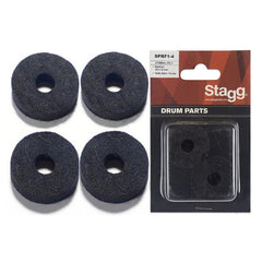 STAGG SPRF1-4 CYMBAL FELT WASHERS (Set of 4)