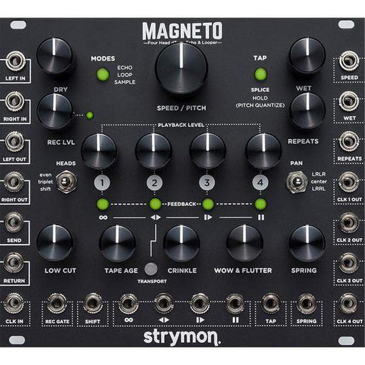 Strymon Magneto Four Head dTape Echo and Looper Synthesizer