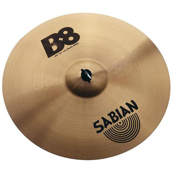 "Sabian B8 Series 20"" Rock Ride Cymbal"