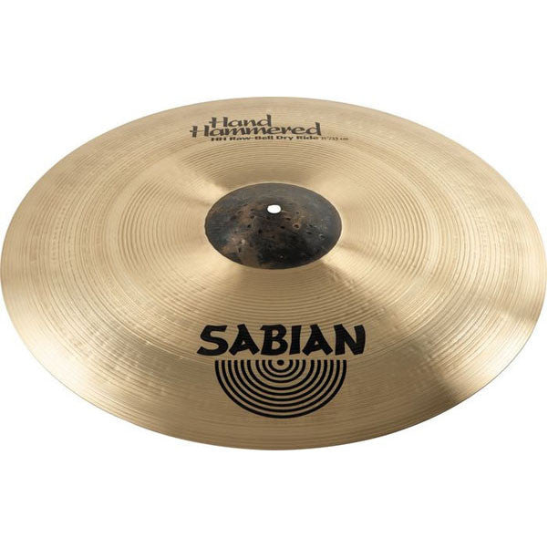 "Sabian HH Series 21"" Raw Bell Dry Ride Cymbal"