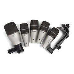 Samson 5kit - 5-piece Drum Mic Set