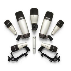Samson DK8kit - 8-piece Drum Microphone Set
