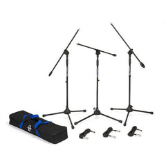 Samson BL3VP Ultra Light Boom Stand - 3 Pack