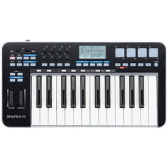 Samson Graphite 25 USB Midi Keyboard Controller -Open Box