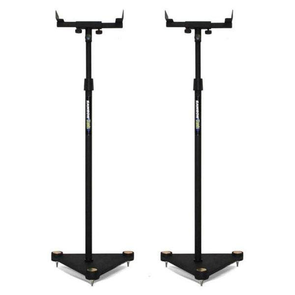 Samson MS100 Studio Monitor Stands - Pair