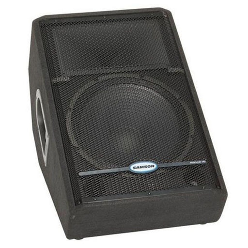 "Samson RS15MHD Resound HD 15"" Wedge Monitor Speaker"