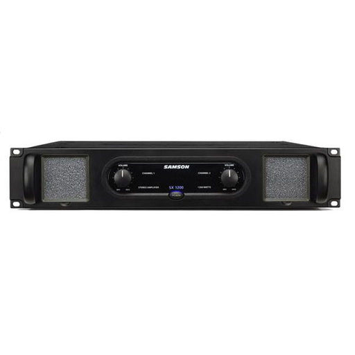 Samson SX1200 900W Stereo Power Amplifier