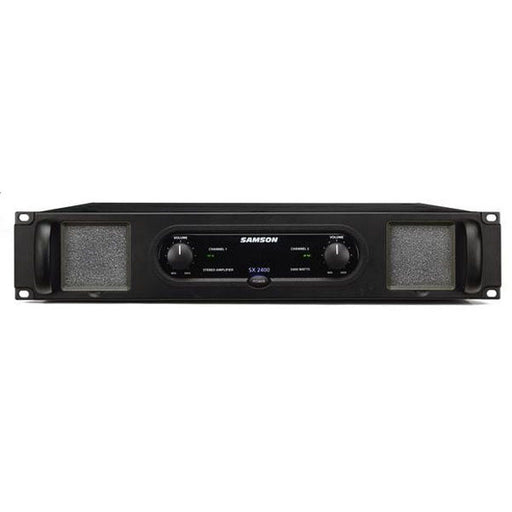 Samson SX2400 1500W Stereo Power Amplifier
