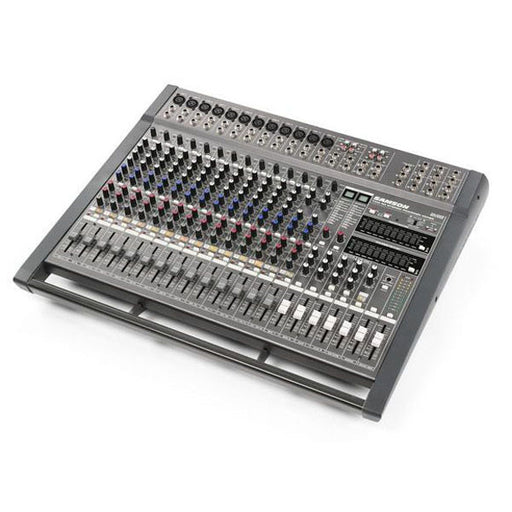 Samson TXM20 Tabletop 1000W Powered Mixer