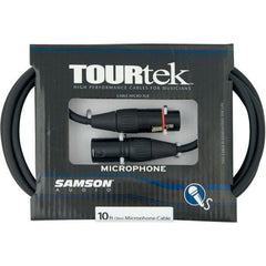 Samson Tourtek TM10 Microphone Cable 3 Metres