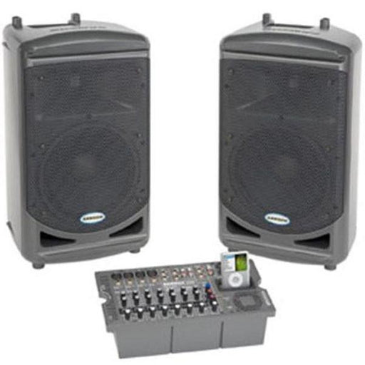 Samson XP510i Portable PA System with iPod Dock