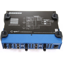Samson's C-Que 8 Headphone Amplifier