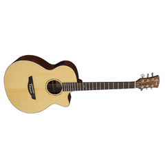 Faith FAV Electro Acoustic Guitar Saturn Apollo Series