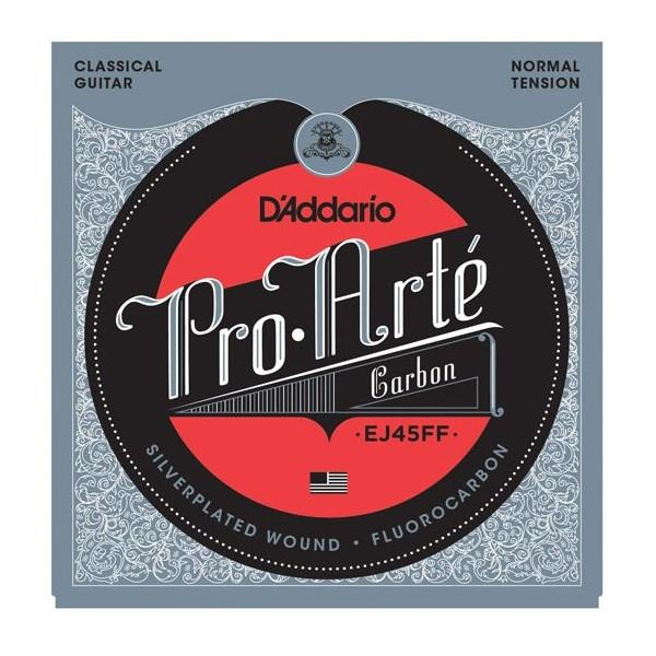 D'Addario EJ45FF ProArte Normal Tension Guitar Strings