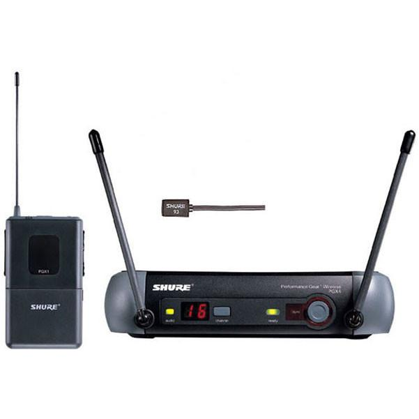 Shure PGX14/93 Lavalier Wireless System - 25% Off