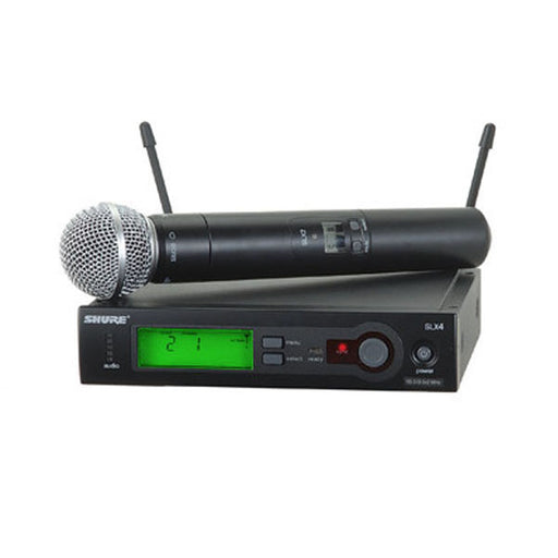 Shure SLX24-SM58  Wireless Microphone System