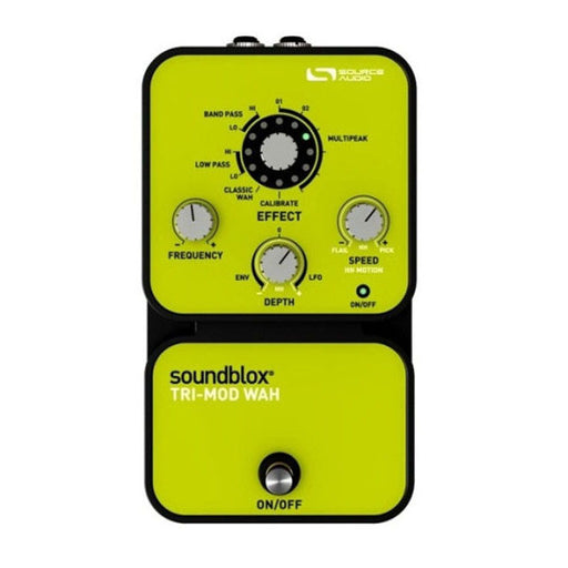 Source Audio Soundblox Tri Mod Wah Pedal - Want It Now!