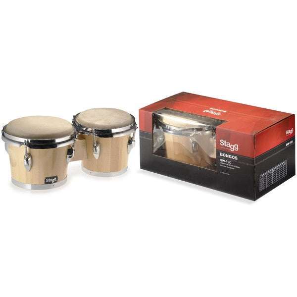 Stagg BW-100-N Bongos -Open Box