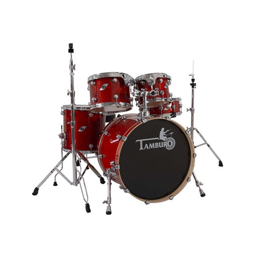 Tamburo	Formula 22 Hardware 350 Series Acoustic Drum Kit