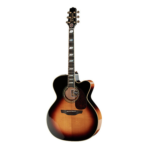 Takamine EF250TK Toby Keith Cutaway Electro Acoustic Guitar - Sunburst High Gloss
