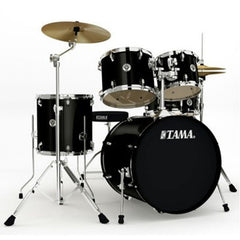 Tama S52H5C - BLK Swingstar 5 Pcs Drum Kit
