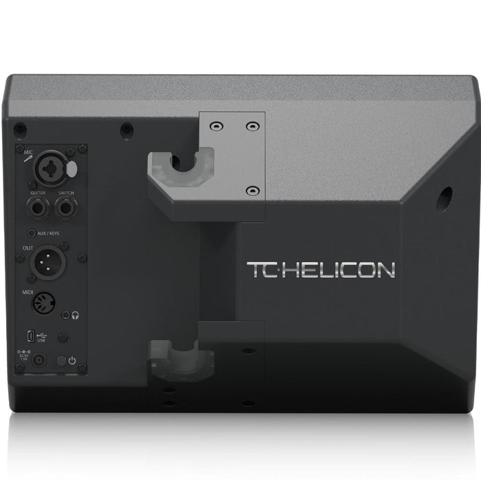 TC Helicon Singthing All-In-One Vocal Processor and Portable PA System