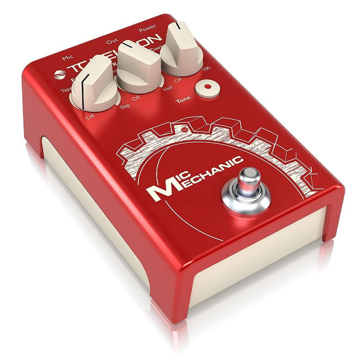 TC Helicon Mic Mechanic 2 Effect Pedal