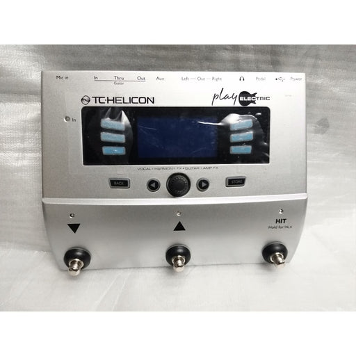 TC Helicon, Voice Processor, Play Electric - Open Box B Stock