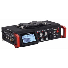 DR-701D 6-track Linear PCM Recorder / Mixer for DSLR Camera