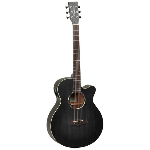 Tanglewood TWBBSFCE 6-Strings Blackbird Super Folk Cutaway Electro Acoustic Guitar