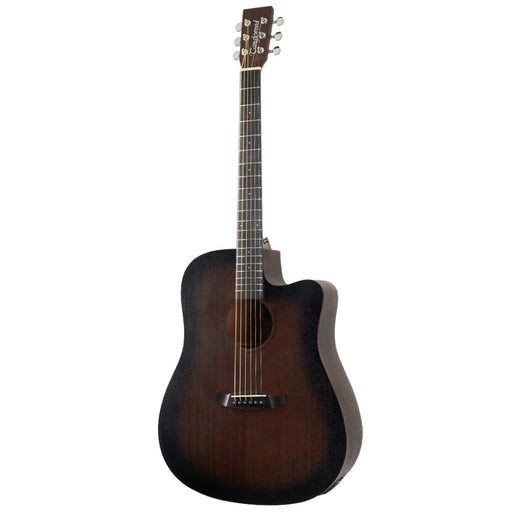 Tanglewood TWCRDCE 6-Strings Crossroad Dreadnaught Cutaway Electro Acoustic Guitar