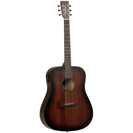 Tanglewood TWCRDE 6-Strings Crossroad Dreadnaught Electro Acoustic Guitar
