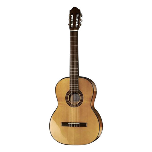 Thomann S 4/4 Dreadnought Classical Guitar - Natural High Gloss Lacquer