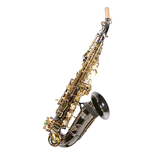 Thomann Custom Line CSBG Soprano Saxophone - Black Nickel Plated