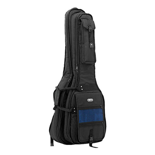 Thomann Electric and Acoustic Guitar Double Gigbag - Black