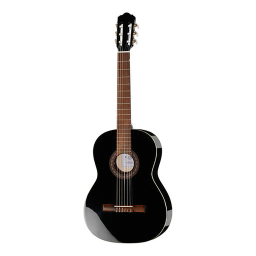 Thomann 4/4 Classical Guitar - Black High Gloss