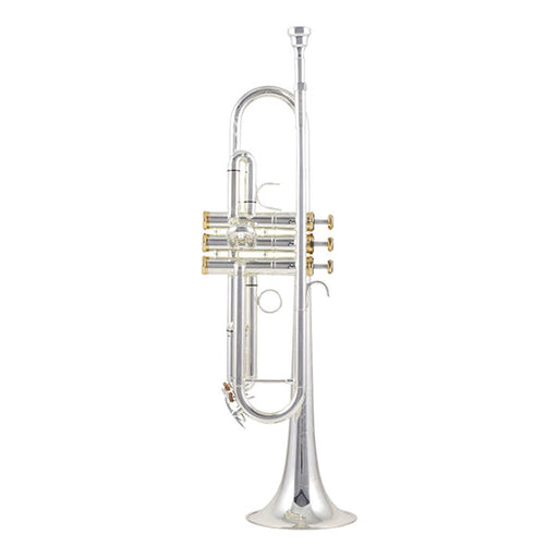 Thomann TR 800 MKII Trumpet in Bb - Silver Plated