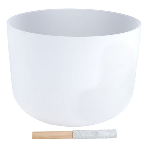 Thomann Classic Frosted Crystal Singing Bowl