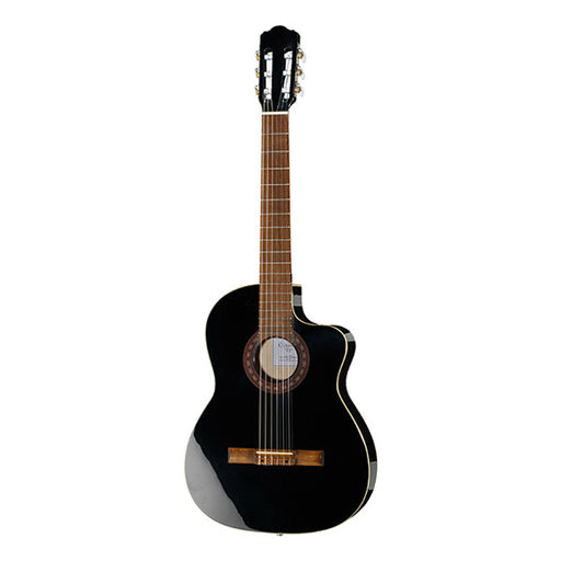 Thomann Classic-CE 4/4 Classical Guitar - Black High Gloss